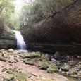 滑川奥の滝