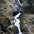 銚子の滝近く