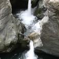 八釜の甌穴
