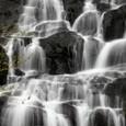 御来光の滝2(井内)