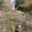 竿谷の滝全景