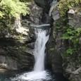 足谷の滝(仮称)