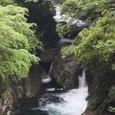 清滝渓谷の淵