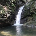 鮎返しの滝(津越の滝)
